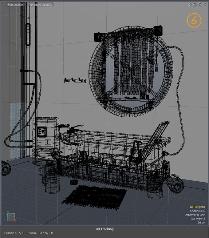 3D_Viewpor modo
