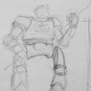первый эских робота-хоккеиста