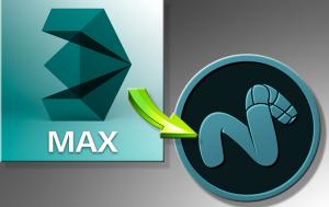 Конвертирование из 3ds Max в MODO