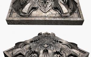 Декоративная панель