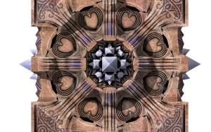 Crystal Cube. Магический артефакт,